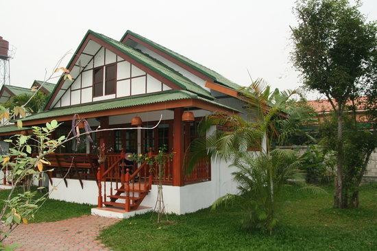 "Secret Garden Chiang Mai : ""Lotus"" house"