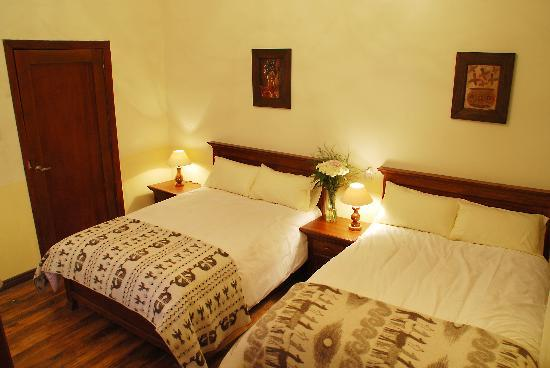 Mansion Santa Isabella: Beautiful Rooms