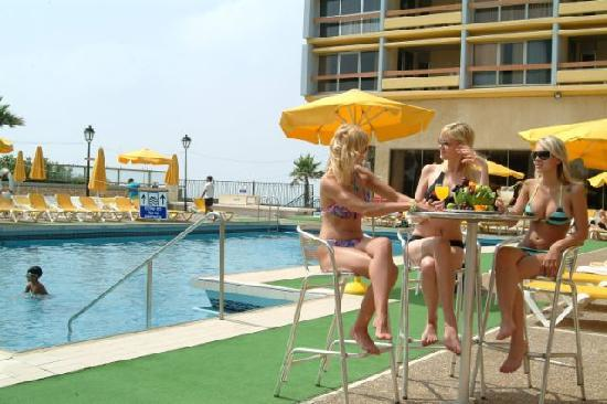 Seasons Netanya Hotel: Pool