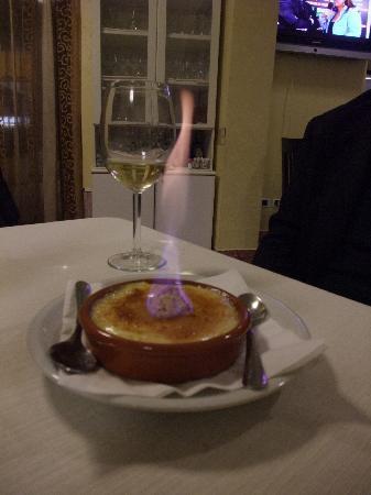 Da Lele: Crema catalana