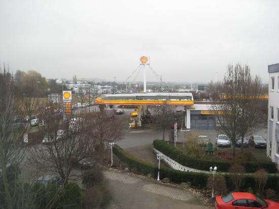 Komfort Hotel Wiesbaden Ost: area around hotel