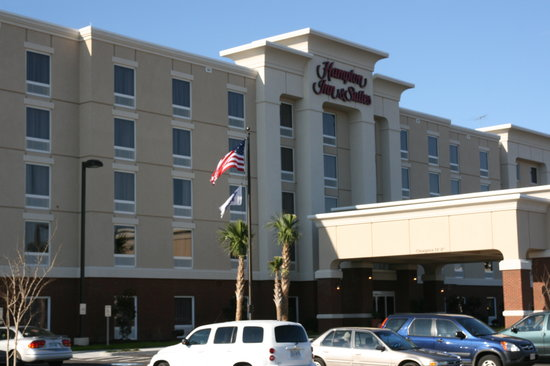 Hampton Inn & Suites Florence-North/I-95: Welcome