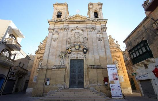Church on Gozo