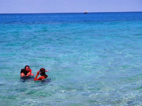 Hotel Posada Edem: Playa cerce EDEM