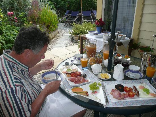 Ambleside Bed & Breakfast: Time to tuck in