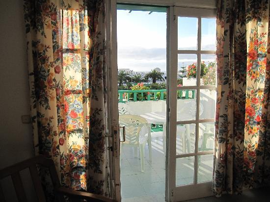 Nazaret Apartamentos : En el apartamento