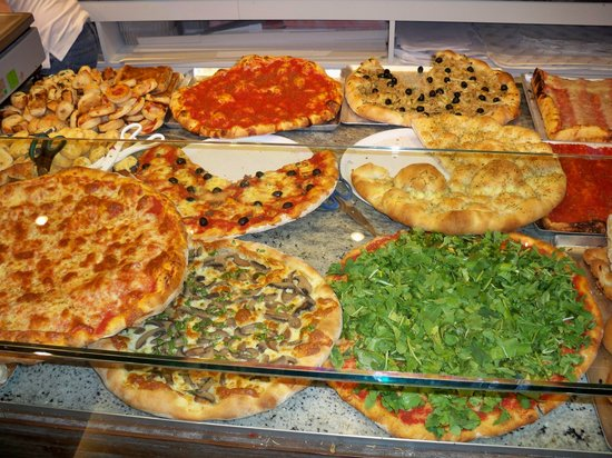 Italie : Pizza!