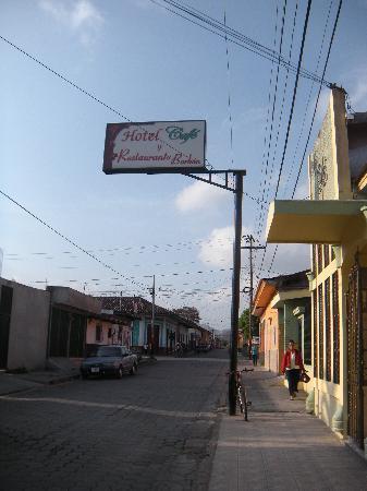 Hotel Cafe Jinotega: Hotel Cafe
