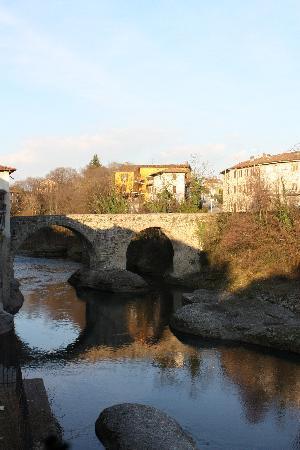 Pontevecchio Bed & Breakfast : vista del fiume