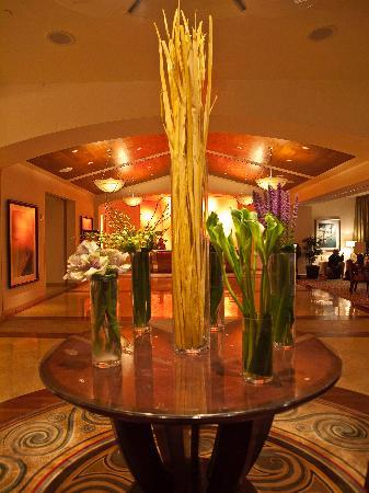 San Diego Marriott Gaslamp Quarter: our lobby