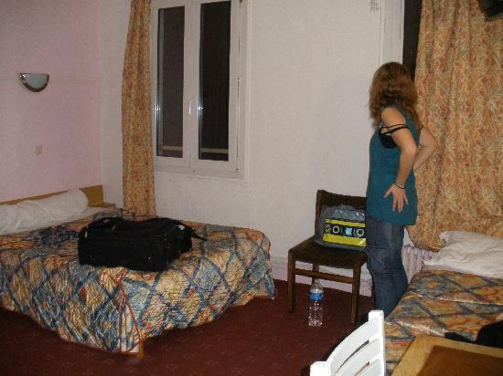Luna Park Hotel: Habitación triple