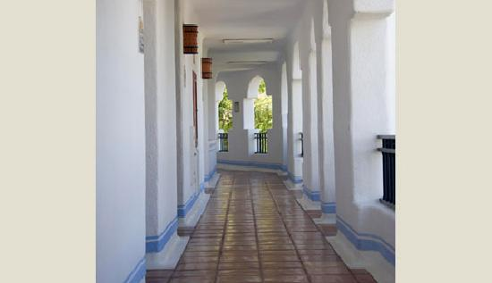 Pueblo Bonito Los Cabos: Los Cabos Hallway