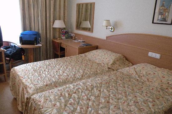 Hotel Erzsebet City Center: Stanza1