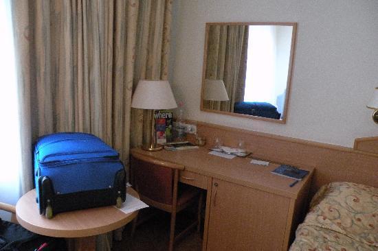 Hotel Erzsebet City Center: Stanza2