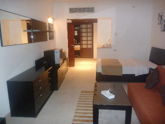 Mövenpick Resort El Sokhna: Bedroom