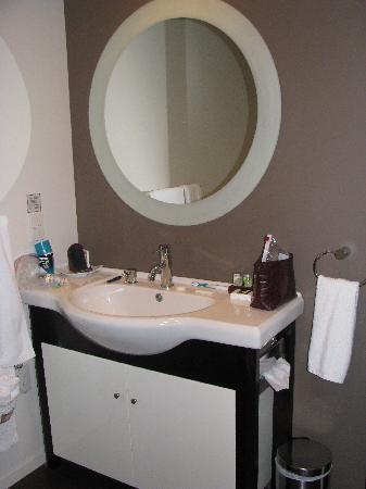 Bathroom Vanity Picture Of Hotel On Devonport Tauranga Tripadvisor