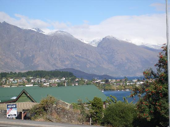 Swiss-Belsuites Pounamu Queenstown: The veiw from all apartments