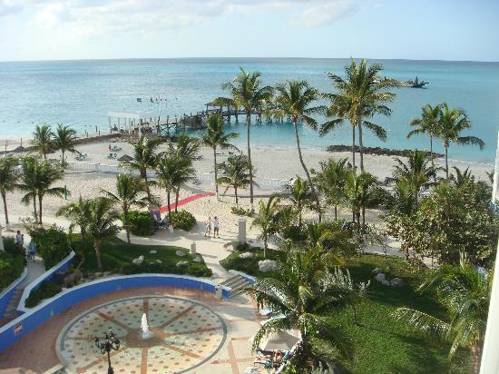Sandals Royal Bahamian Spa Resort & Offshore Island: view from 503