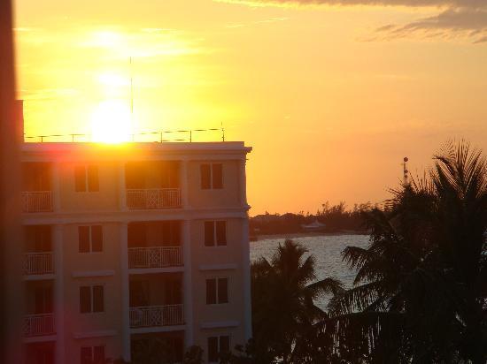 Sandals Royal Bahamian Spa Resort & Offshore Island: sunset