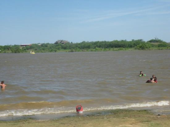 Wichita Falls Tx Hippie Beach Arrow Head Lake North Texas