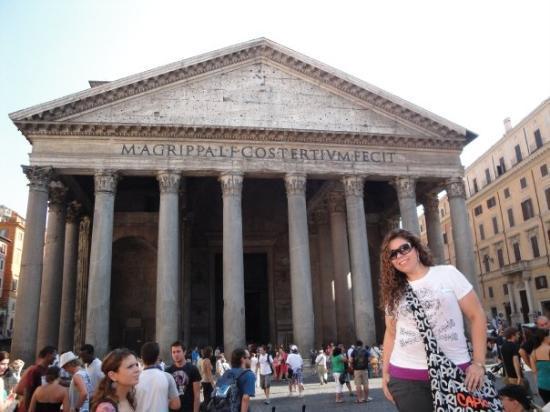 Pantheon esterno bild von pantheon rom tripadvisor for Esterno pantheon