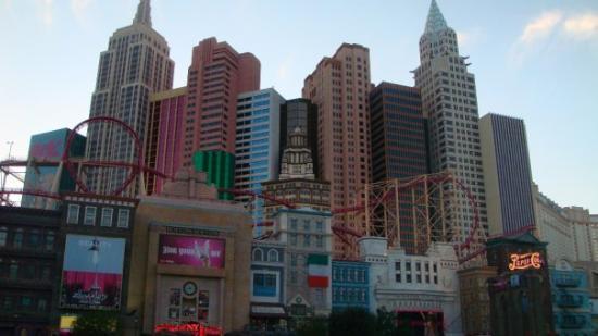 New York - New York Hotel and Casino: New York, New York