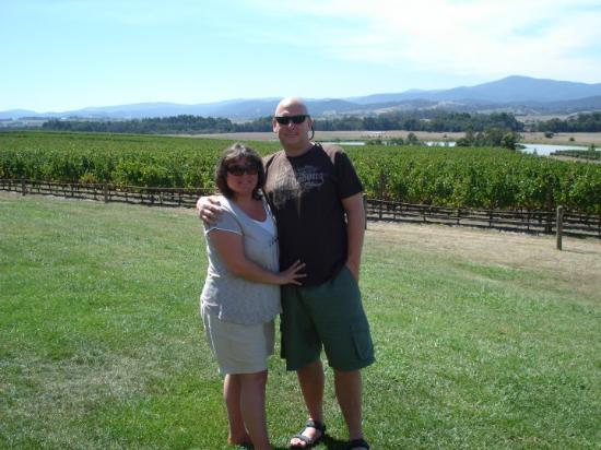 Yarra Glen, Australien: Wine country...mmmm wine, Drink