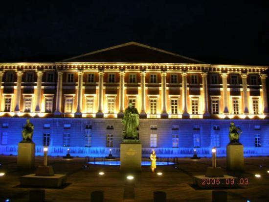 Chambery, Γαλλία: Palais de Justice de Chambéry