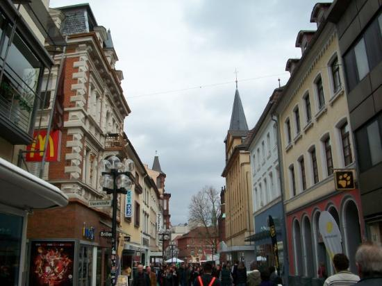 Quaint street in germany for Design hotel zollamt