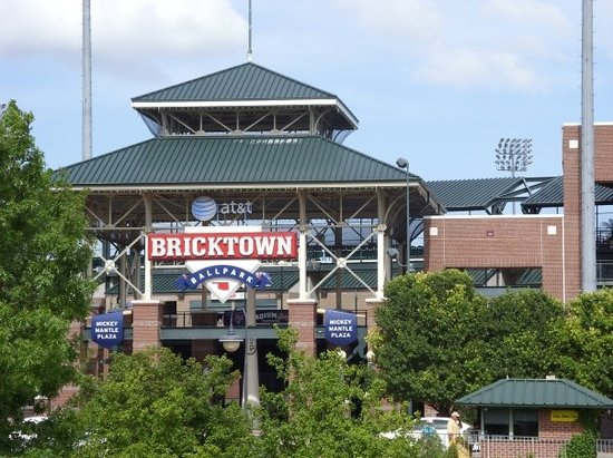 Chickasaw Bricktown Ballpark: A view of the ballpark
