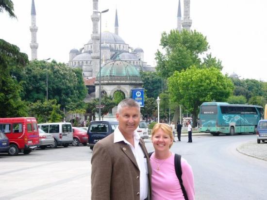 Hagia Sophia Museum/Kirke (Ayasofya): Istanbul