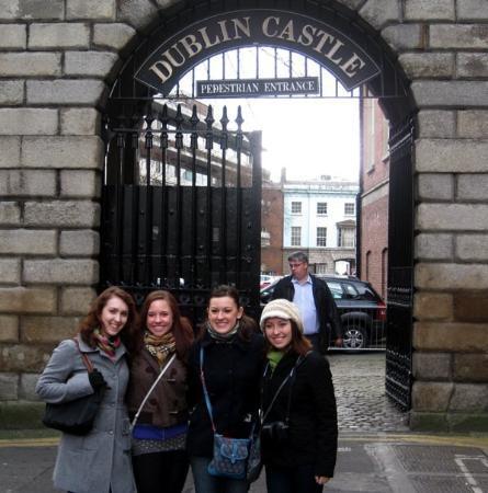 Bilde fra Dublin Castle