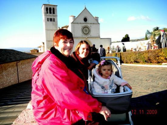 Bilde fra Assisi