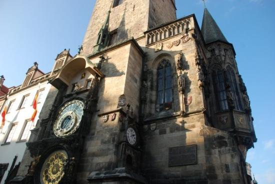 Old Town Hall and Astronomical Clock: Prague