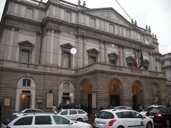 Milano, Italia: Teatro alla Scala
