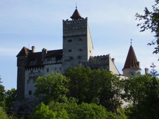Brasov, Romania: The Bran castle