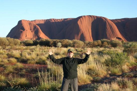 Uluru-Kata Tjuta National Park, Australia: Mein Uluru