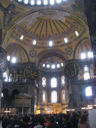Hagia Sophia Museum/Kirke (Ayasofya): Hagia Sofia