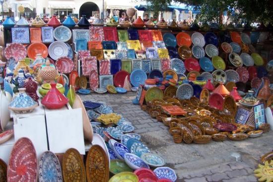 Midoun, Tunesië: SOUK