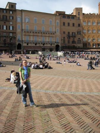 In Siena