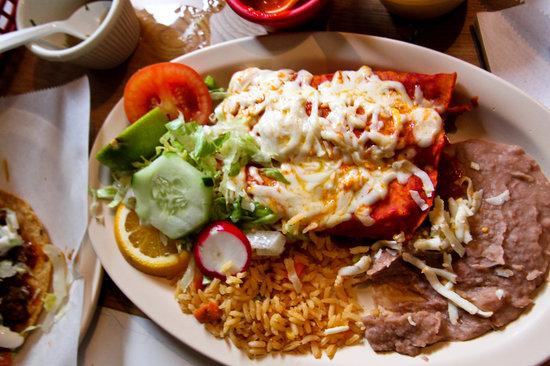 Arturo's Tacos Mexican Food: Enchiladas