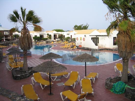 Fuerteventura Beach Club : Vista Piscina