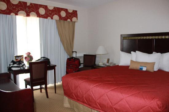 Ramada by Wyndham San Diego Airport: hotel room king bed
