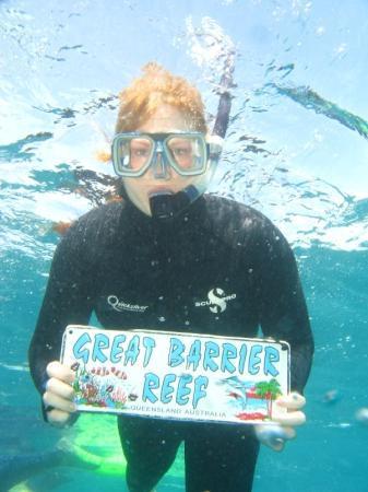 Silverswift Dive & Snorkel: GBR