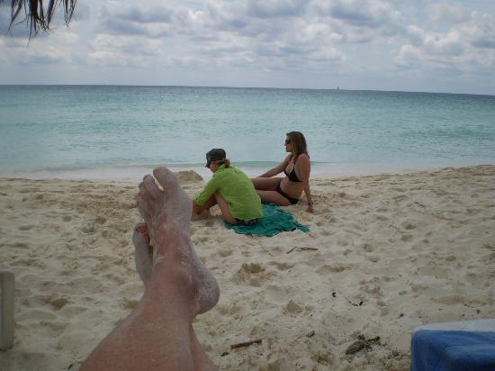 IBEROSTAR Playa Blanca: I'll just sit here and enjoy!