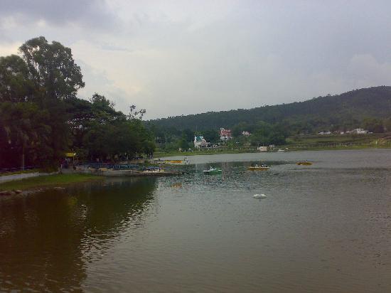 Tamil Nadu, India: Lake