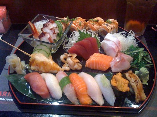 Best Sushi Restaurants In Fairfax Va