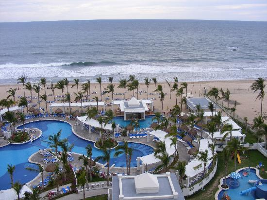 Hotel Riu Emerald Bay: View from the room