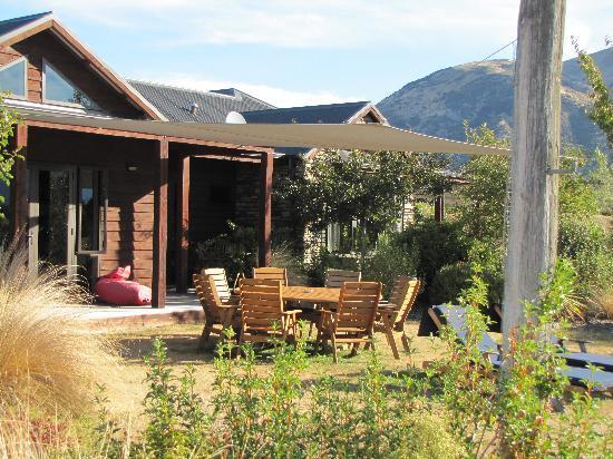 Mountain Range Boutique Lodge: lodge