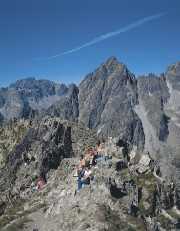 Sur de Polonia, Polonia: hill walking in Poland - Tatra Mounatins